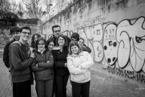 Participantes de programa Centro Chat de Inter Europa