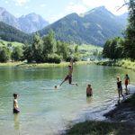 Un campamento de inglés diferente en el Tirol austriaco.