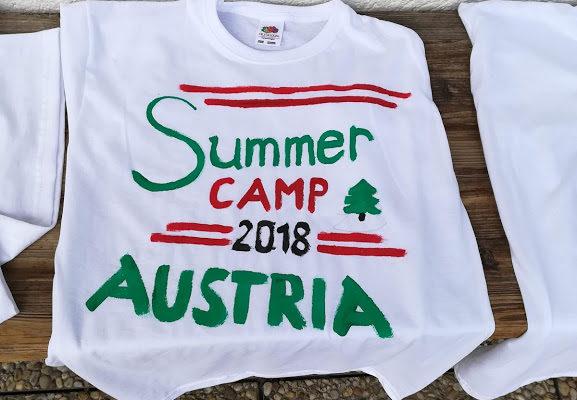 16. I love summer camp