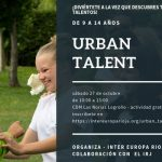 "Comienzan los ""Urban Talent"""